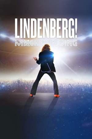 Poster: Lindenberg! Mach dein Ding