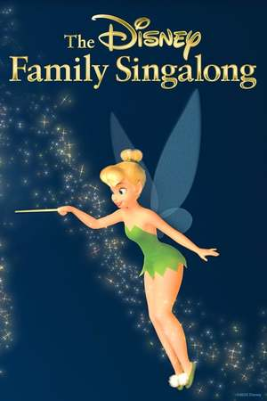 Poster: The Disney Family Singalong