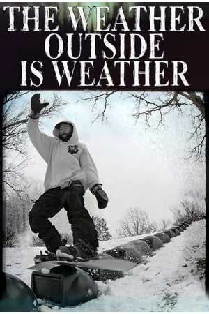 Poster: The Weather Outside is Weather