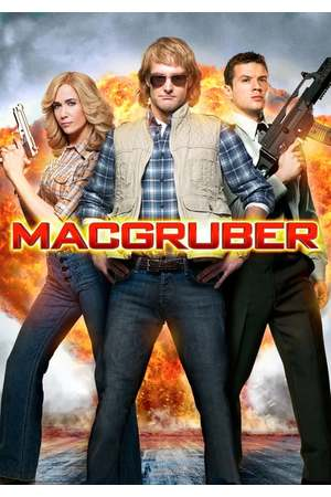 Poster: MacGruber