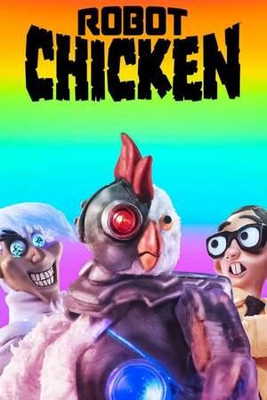 Poster: Robot Chicken