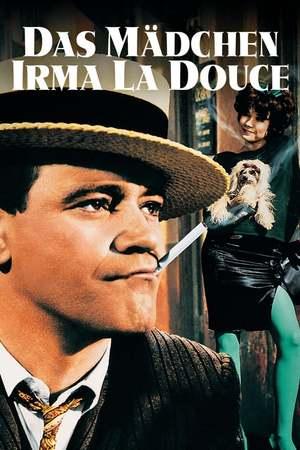 Poster: Das Mädchen Irma la Douce