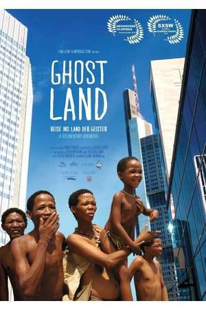 Poster: Ghostland - Reise ins Land der Geister