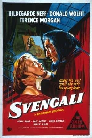 Poster: Svengali