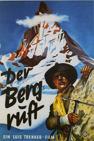 Poster: Der Berg ruft