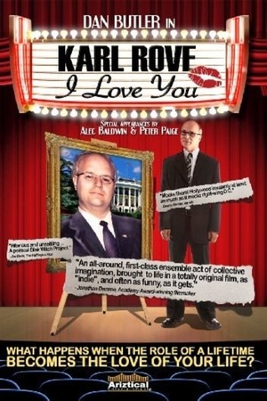 Poster: Karl Rove, I Love You