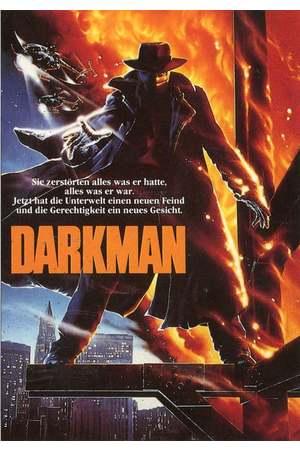 Poster: Darkman