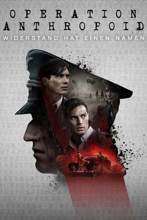 Poster: Operation Anthropoid