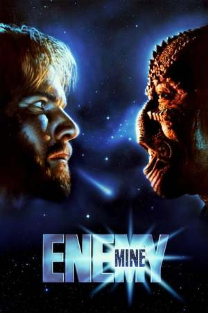 Poster: Enemy Mine - Geliebter Feind