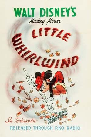 Poster: Der kleine Wirbelwind