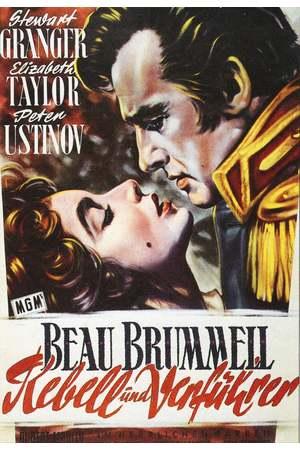 Poster: Beau Brummell – Rebell und Verführer