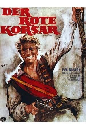 Poster: Der rote Korsar