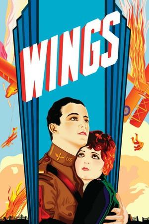 Poster: Flügel aus Stahl