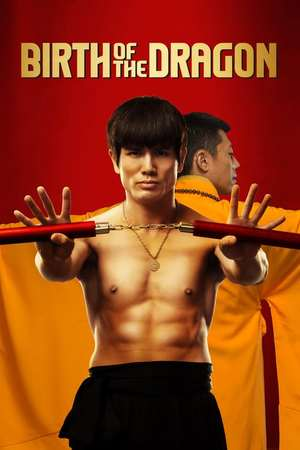 Poster: Birth of the Dragon