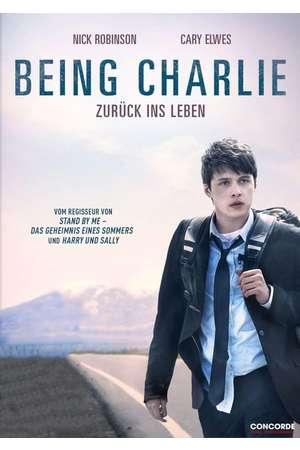 Poster: Being Charlie - Zurück ins Leben