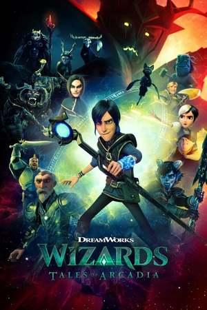 Poster: Die Zauberer: Geschichten aus Arcadia