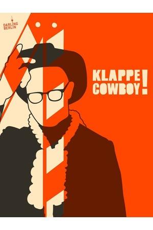 Poster: Klappe Cowboy!