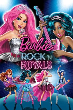 Poster: Barbie - Eine Prinzessin im Rockstar Camp
