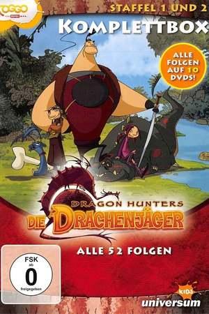 Poster: Chasseurs de Dragons