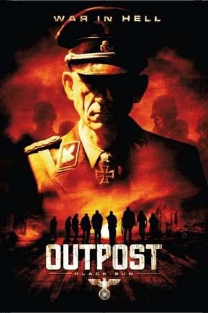 Poster: Outpost - Black Sun
