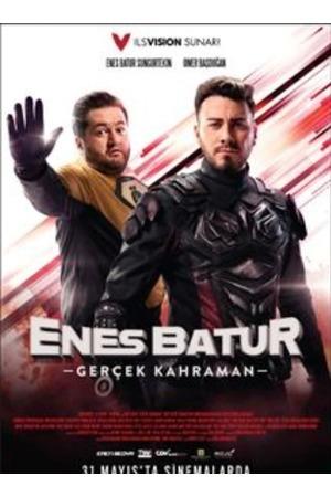Poster: Enes Batur Gerçek Kahraman