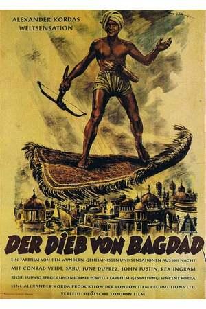 Poster: Der Dieb von Bagdad