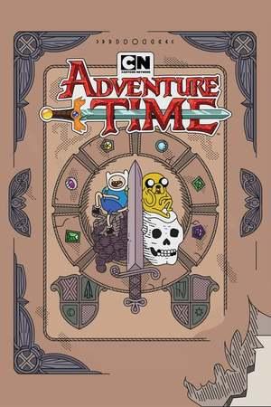 Poster: Adventure Time - Abenteuerzeit mit Finn und Jake