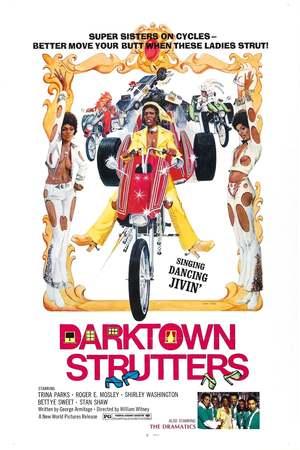 Poster: Darktown Strutters