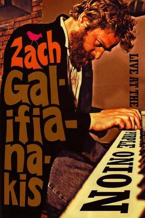 Poster: Zach Galifianakis: Live at the Purple Onion