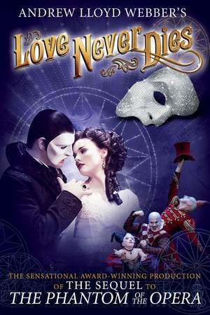 Poster: Love Never Dies
