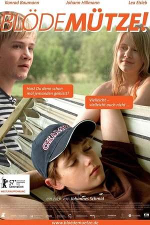 Poster: Blöde Mütze!
