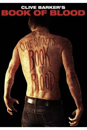 Poster: Clive Barker's Book of Blood