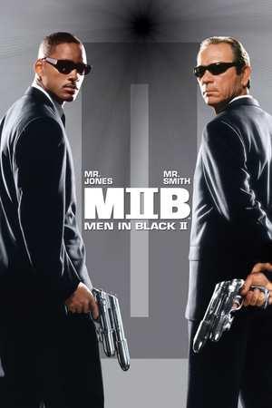 Poster: Men in Black II