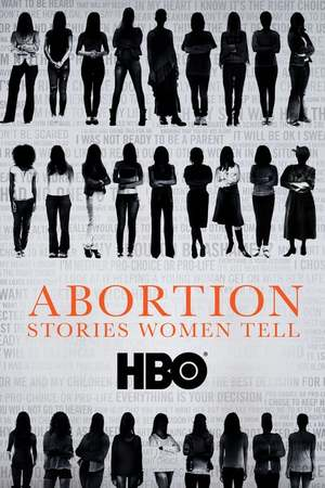 Poster: Abortion: Stories Women Tell