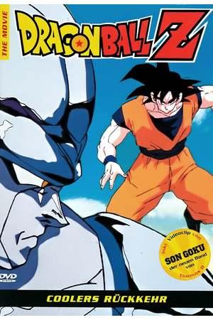 Poster: Dragonball Z: Coolers Rückkehr