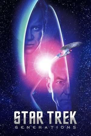 Poster: Star Trek - Treffen der Generationen