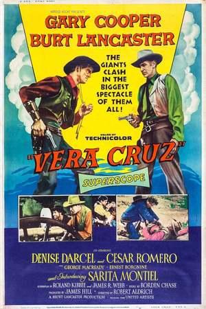 Poster: Vera Cruz