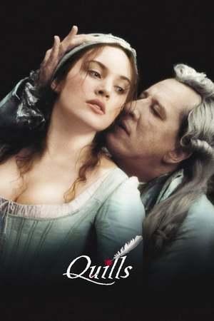 Poster: Quills - Macht der Besessenheit