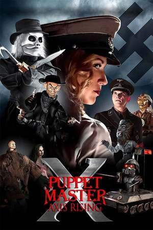 Poster: Puppet Master X: Axis Rising