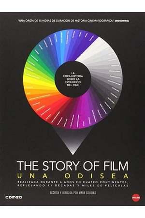 Poster: The Story of Film - Die Geschichte des Kinos