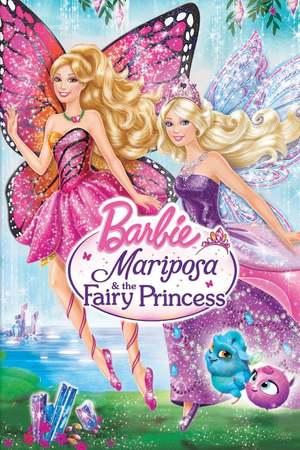 Poster: Barbie - Mariposa und die Feenprinzessin