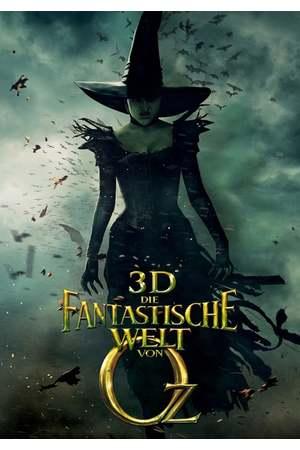Poster: Die fantastische Welt von Oz