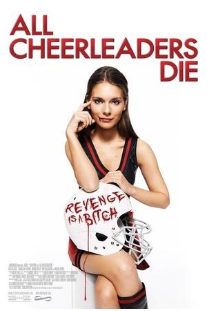 Poster: All Cheerleaders Die