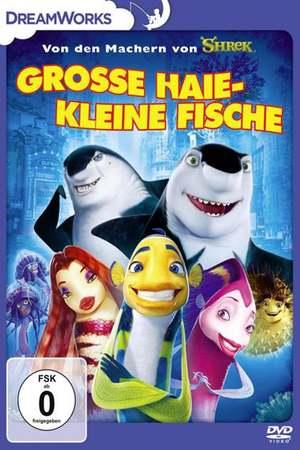 Poster: Große Haie - Kleine Fische