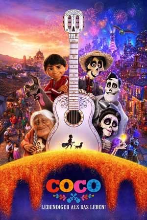 Poster: Coco - Lebendiger als das Leben