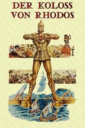 Poster: Der Koloss von Rhodos