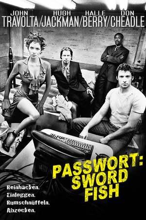 Poster: Passwort: Swordfish