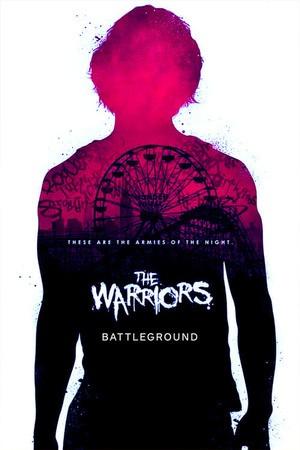 Poster: The Warriors: Battleground