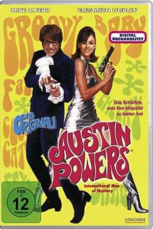 Poster: Austin Powers - Das Schärfste, was Ihre Majestät zu bieten hat
