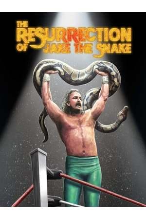 Poster: The Resurrection of Jake the Snake